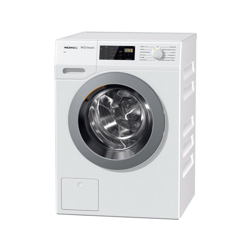 Miele wasmachine (WDB030WCS) voor €679 bij BCC