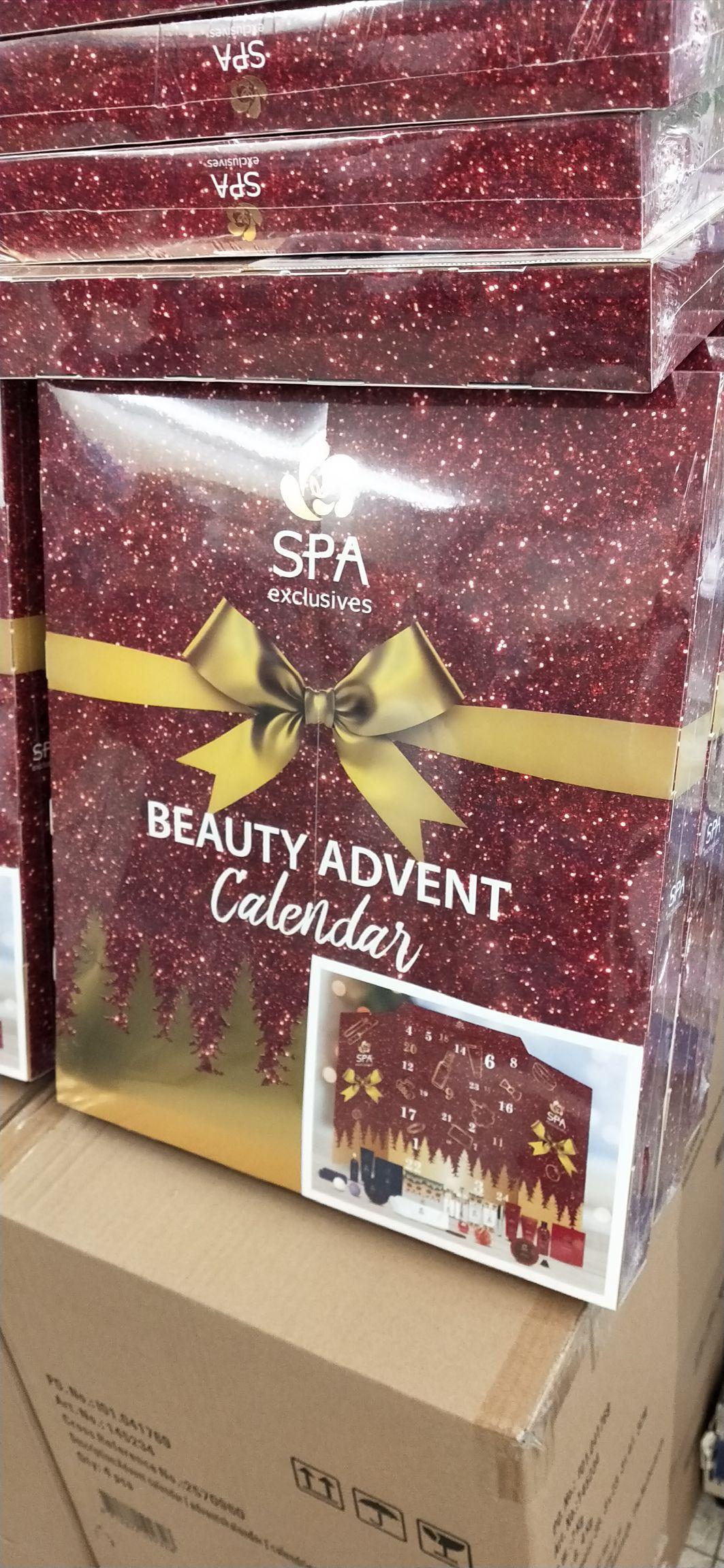 Spa Adventkalender Action