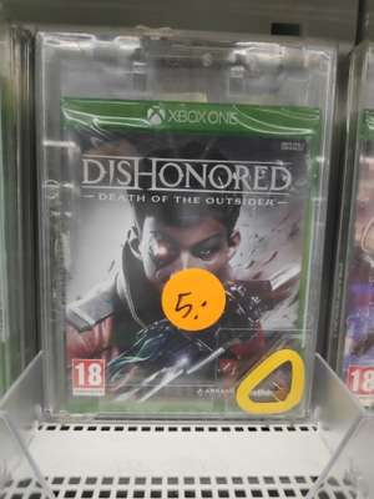 Dishonored Xbox One @ MediaMarkt Amsterdam Arena