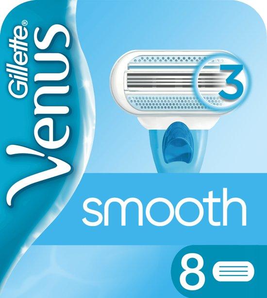 Gilette Venus 8 stuks voor 11,99