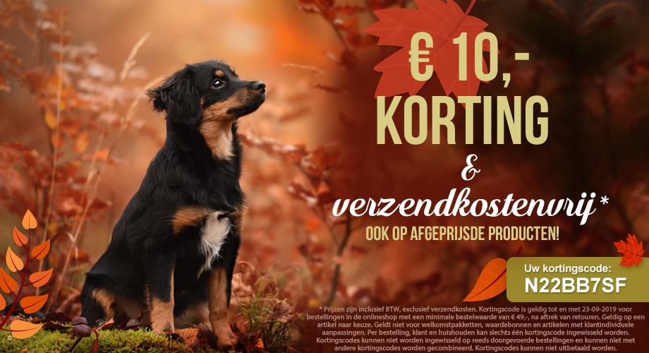 € 10,- vanaf 49 europ en gratis verzending @ alsa-nature