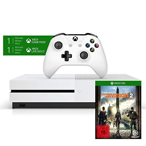 Microsoft Xbox One S 1TB + The Division 2 @ Amazon.de