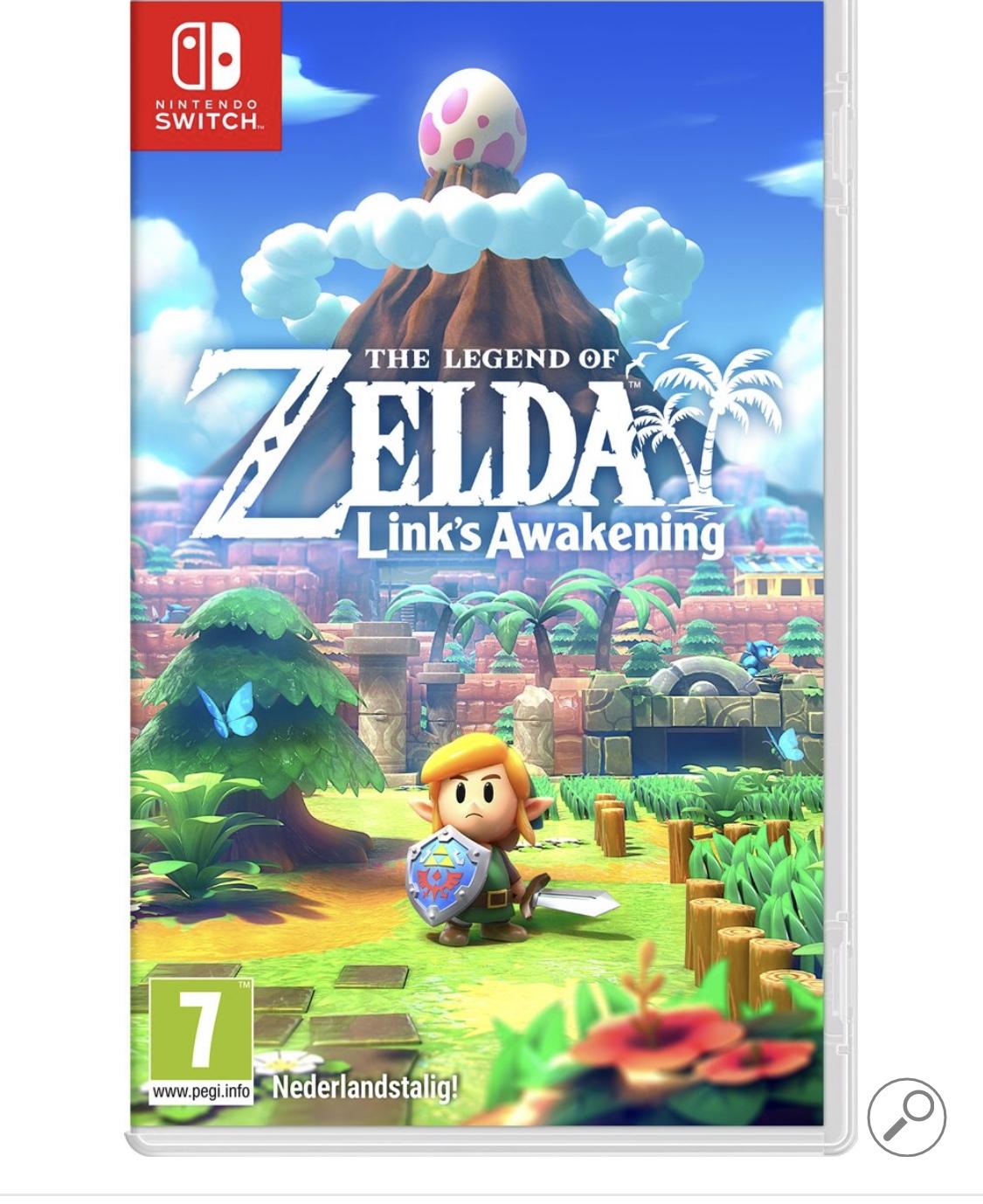 Verschillende Nintendo Switch spellen met €7,50 korting bij Select abo bol.com