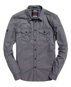Superdry Rookie heren overhemd (was 79,99 euro) @ Superdry.nl