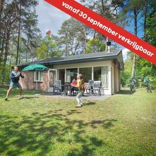HEMA bungalowweken Landal Greenparks 139,- / 149,-