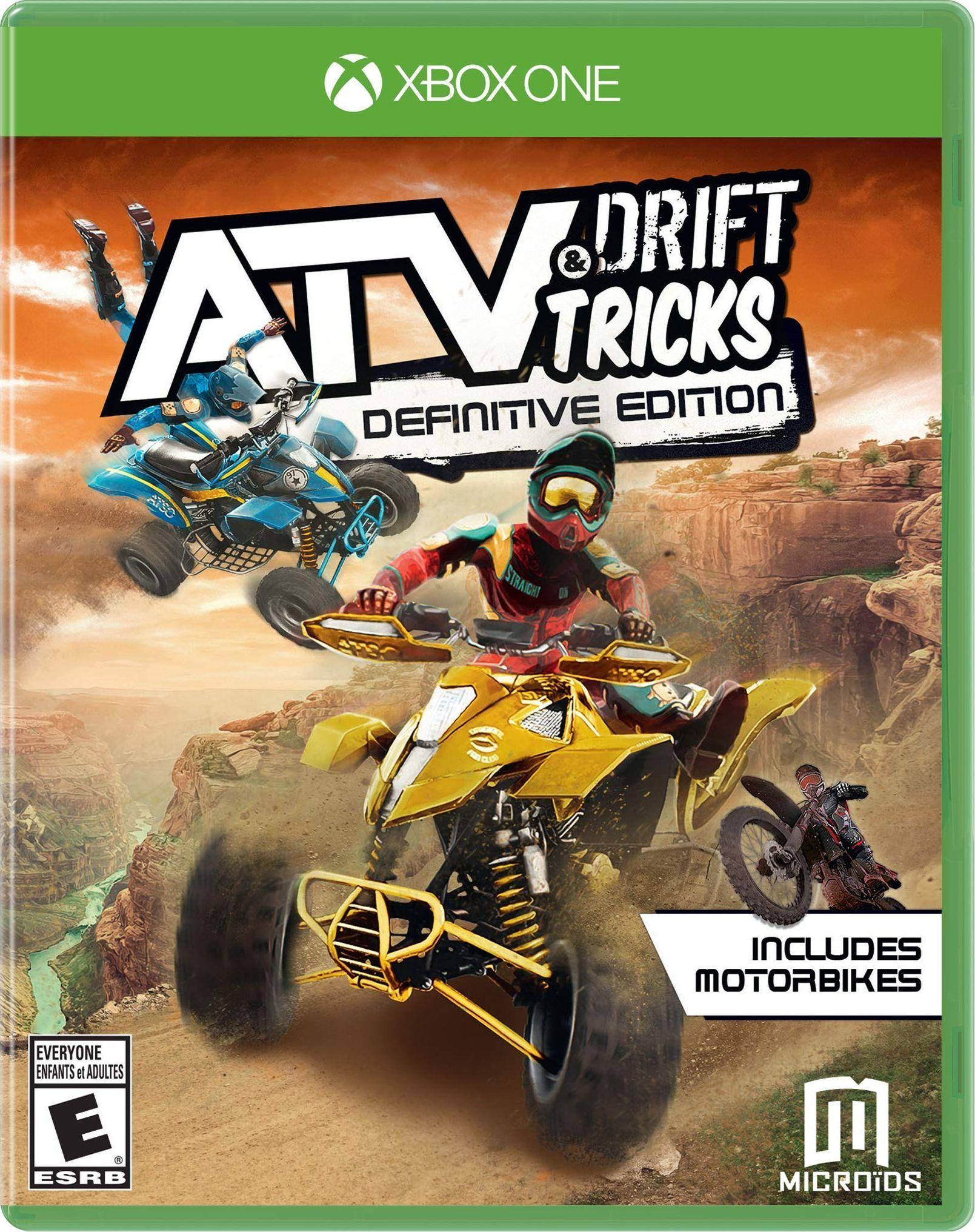 ATV Drift & Tricks Definitive Edition (download) @ Xbox Store