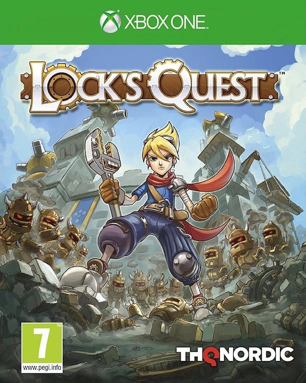 Lock's Quest (download) @ Xbox Store