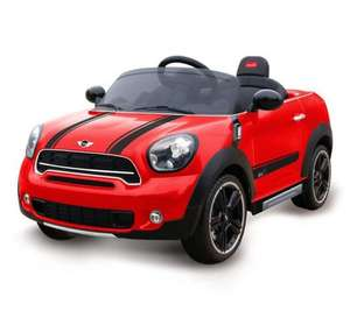 Mini Cooper Elektrische Kinderauto 12 V Rood - enyabe.com