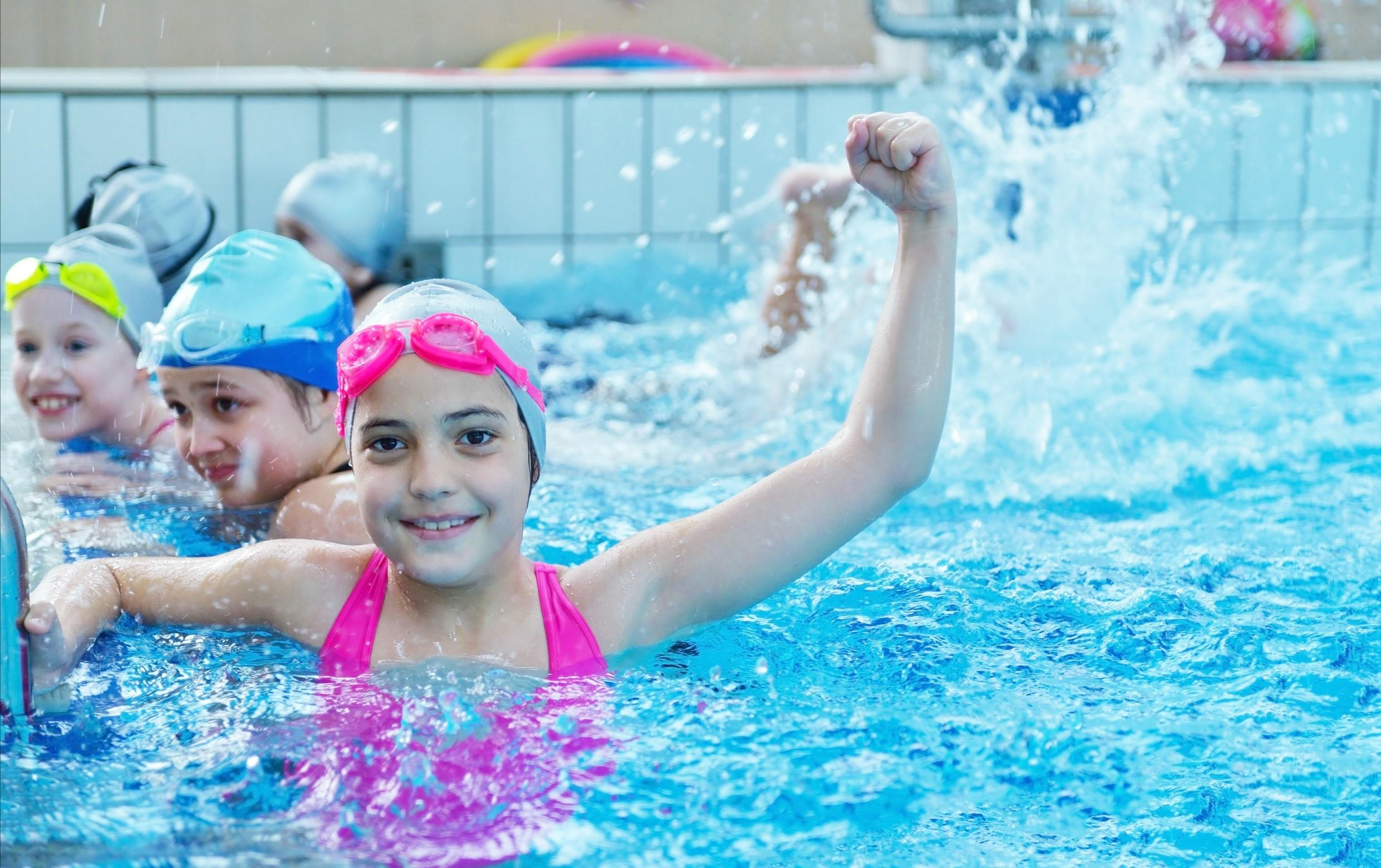 Geen inschrijfgeld voor zwemles t/m 30 september 2019