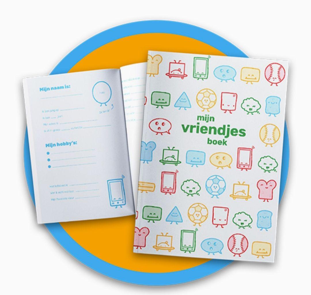 Gratis vriendjesboek @nsgk