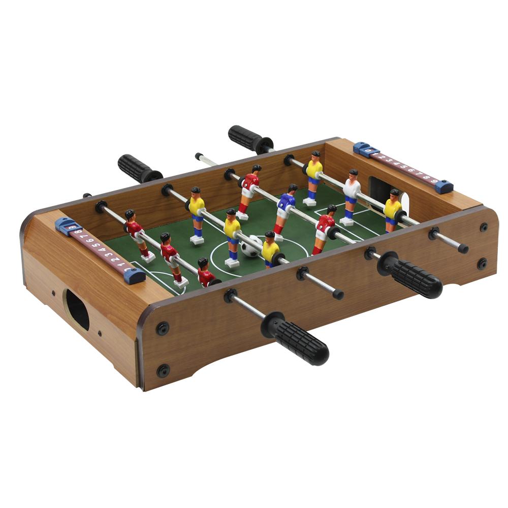 Mini tafelvoetbal voor €10 @ Kijkshop