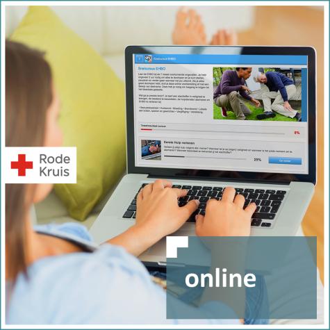 50% korting op EHBO-snelcursus online