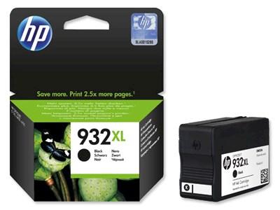 HP 932XL inkt zwart voor €10 @ Paradigit