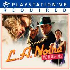 L.A. Noire: The VR Case Files (PlayStation VR)