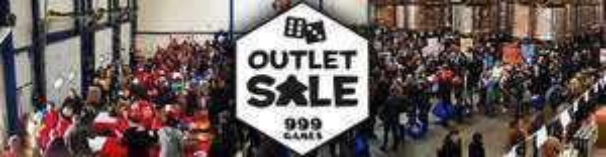 999 Games Outlet Sale tot 60% korting [lokaal]