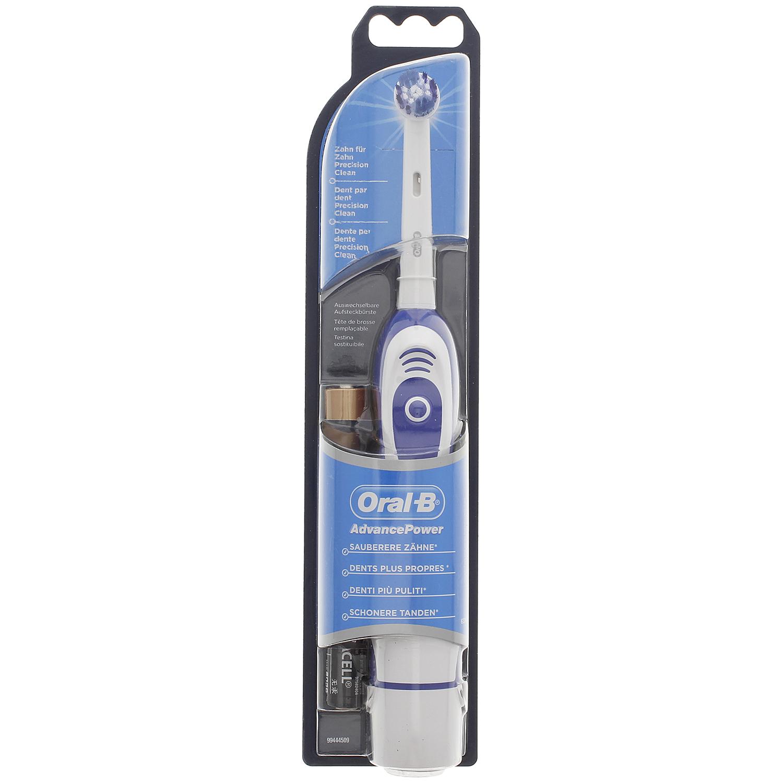 Oral-B elektrische tandenborstel op batterijen @ Action
