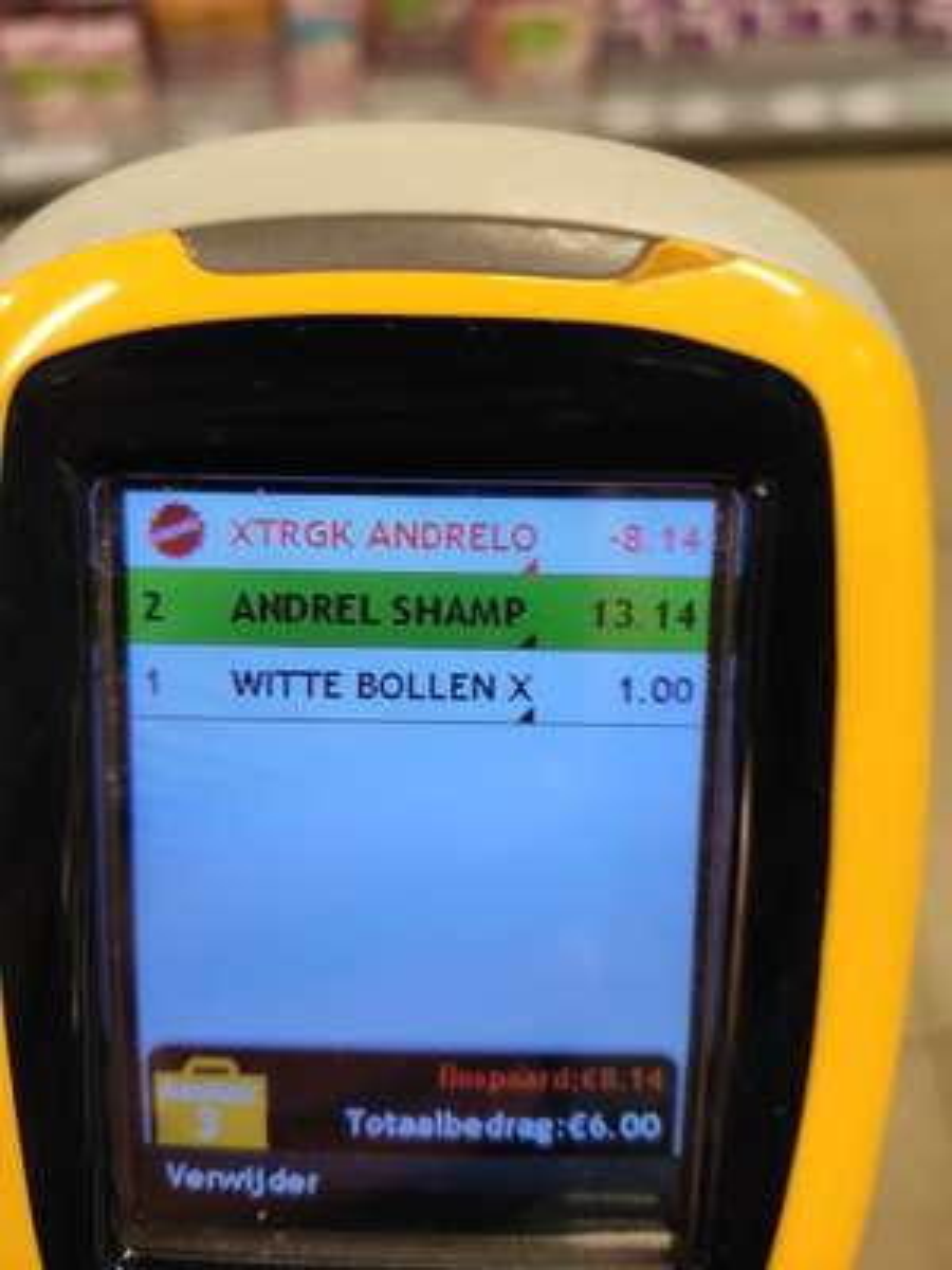 Andrélon zilver care 2 voor 5,-