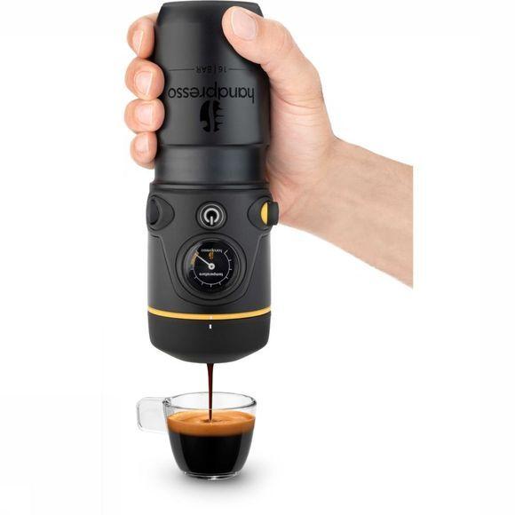 Handpresso 'Espressomaker' voor onderweg - As Adventure