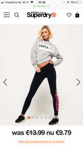Sport legging superdry