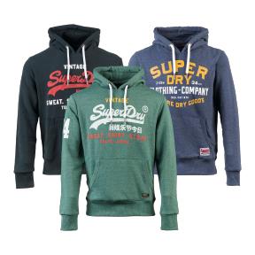 Superdry hoodies bij ALDI