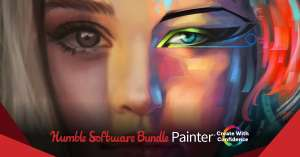 HUMBLE SOFTWARE BUNDLE: PAINTER - CREATE WITH CONFIDENCE