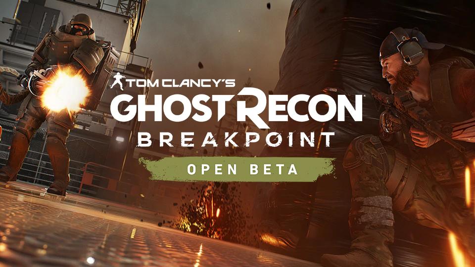 Open bèta Ghost Recon Breakpoint nu gratis speelbaar (PS4, One, PC)