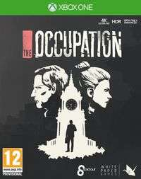 The Occupation (Xbox One) @ Gameshop Twente (gratis verzending t/m zondag)