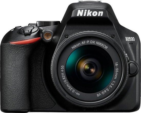 Nikon D3500 AF-P 18-55 VR + AF-P 70-300 VR