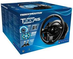 THRUSTMASTER T300 RS RACING SIMULATOR WHEEL PS4/PS3/PC