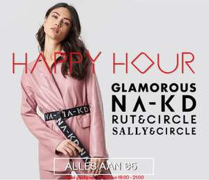 Glamorous / NA-KD / Rut&Circle / Sally&Circle €5 p.s. @ Maison Lab