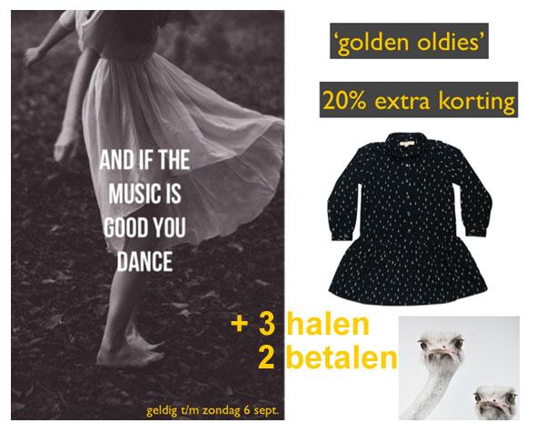 20% EXTRA korting op kinder merkkleding + 3e GRATIS @ Purestarters
