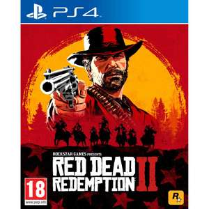 Red Dead Redemption 2 PS4 bij Intertoys