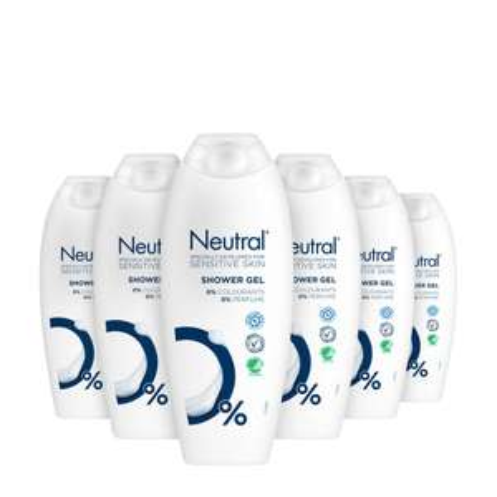 Tot 50% korting op verzorging producten van o.a. Neutral
