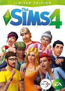 Sims 4 (PC) (pre-order) voor € 32,79 @ WOW HD