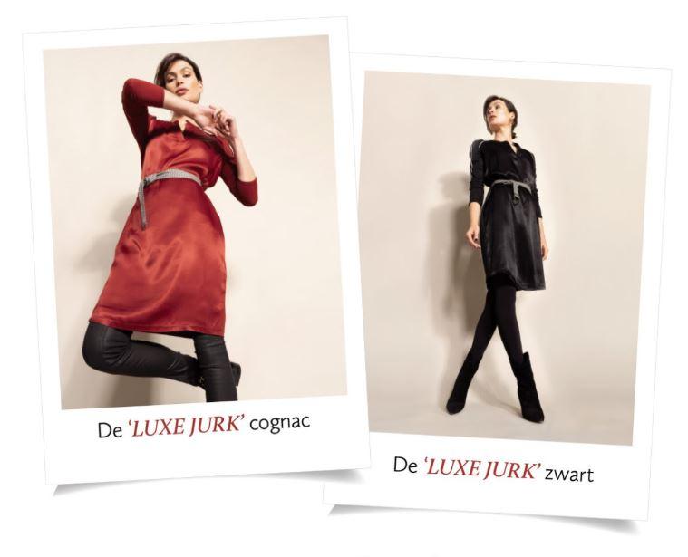 Gratis jurk t.w.v. €99,95 bij aankoop va €150 @ Anna van Toor