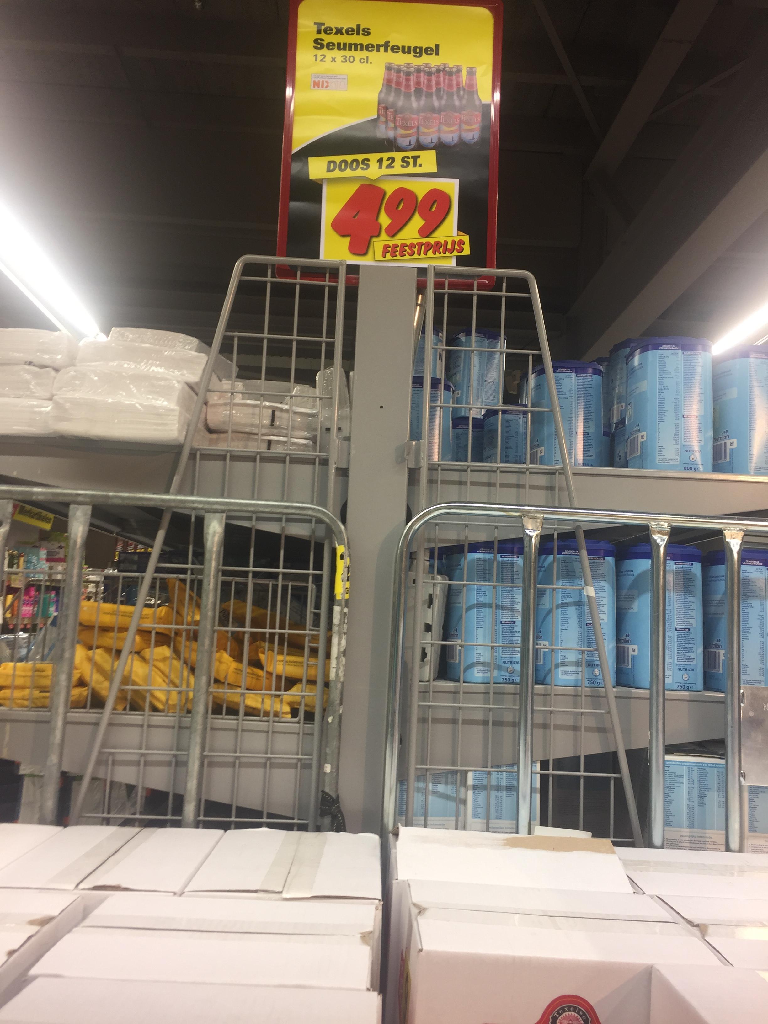 Texels seumerfeugel 12x0,33cl