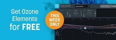 [Plugin, VST, Audio] Tijdelijk gratis: iZotope Ozone 8 Elements