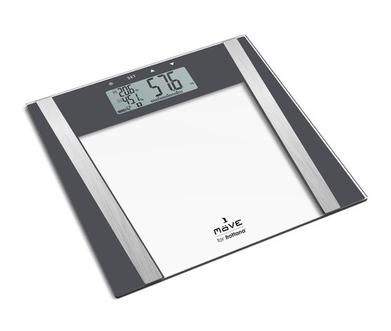 Möve for Frottana Digitale Weegschaal met lichaamsanalyse & vetmeting
