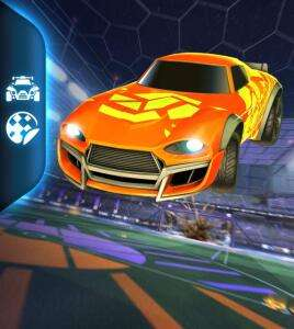 Gratis Rocket League-content @Twitch Prime