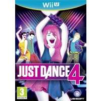 Just Dance 4 Wii U voor €11,98 @ Salland