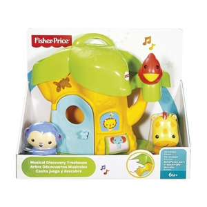 FISHER-PRICE MUZIKALE BOOMHUT nu -25% extra || elders €29.99