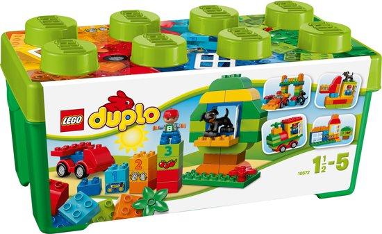Bol 10 daagse / LEGO DUPLO Alles-in-één Doos - 10572 / 22,49euro