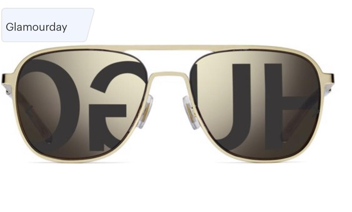 Hugo Boss zonnebril HG 1001/S @ Bol.com