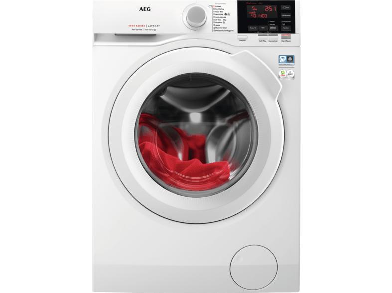 AEG L6FBN84GP wasmachine 8kg A+++ @ Media Markt