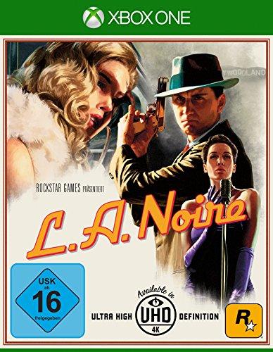 L.A. Noire Xbox One (Amazon.de / USK vermelding)