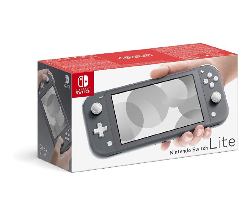 Switch Lite Alle Kleuren €203,78 incl verzenden @ Amazon FR