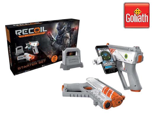 2x Recoil Starter Set - Goliath @ iBOOD