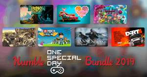 The Humble One Special Day Bundle 2019 @ Humble Bundle