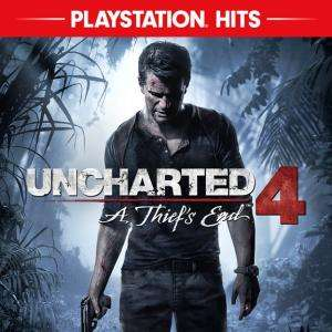 UNCHARTED™ 4: A Thief's End Digital Edition @ PSN