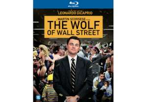 The Wolf Of Wall Street (Blu-ray) voor € 9,99 @ Saturn